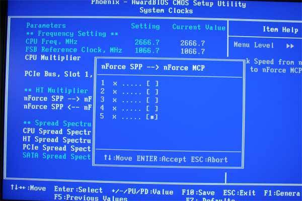 EVGA nForce 650i Ultra Motherboard Review - nForce on a Budget - Chipsets 54