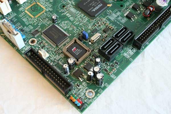 EVGA nForce 650i Ultra Motherboard Review - nForce on a Budget - Chipsets 56