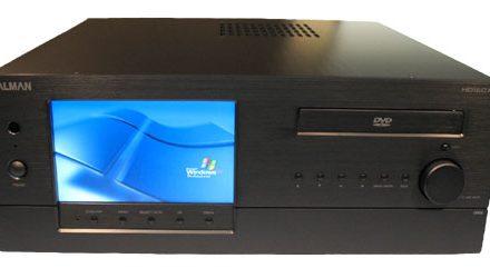 Zalman HD160XT HTPC Enclosure Review