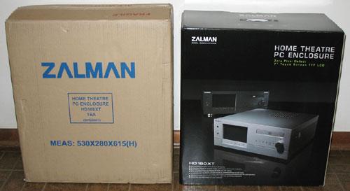 Zalman HD160XT HTPC Enclosure Review - Cases and Cooling  58