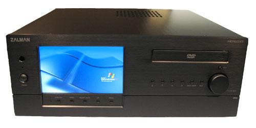 Zalman HD160XT HTPC Enclosure Review - Cases and Cooling  56
