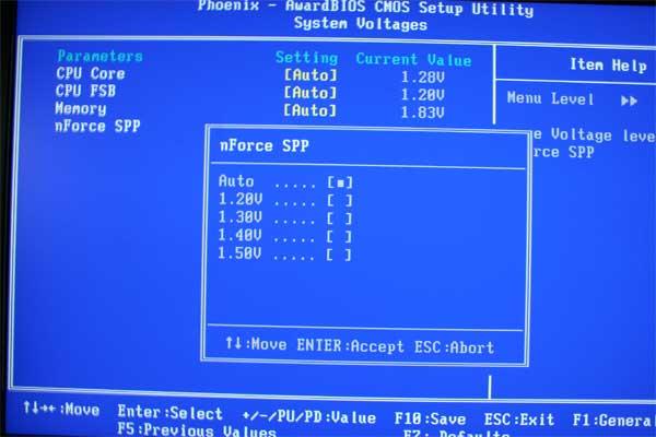 EVGA nForce 650i Ultra Motherboard Review - nForce on a Budget - Chipsets 57