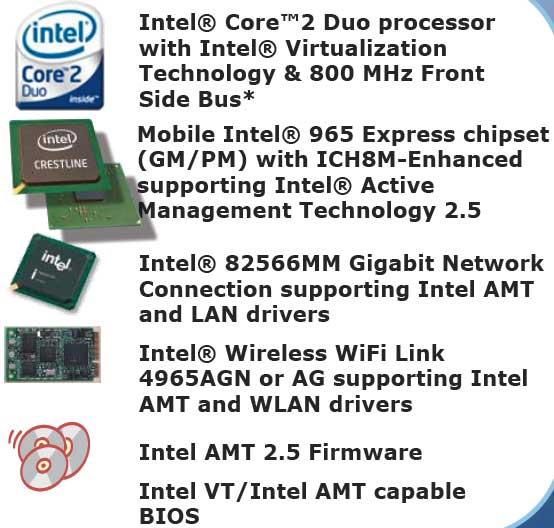Intel Santa Rosa Centrino Duo and NVIDIA GeForce 8M GPUs Launch - Mobile  5