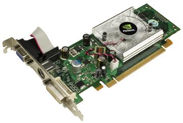 GeForce 8400 GS hits retail soon