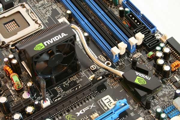 XFX nForce 680i SLI Motherboard Review - 1333 FSB Support - Motherboards 47