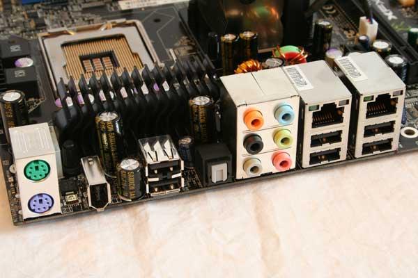 XFX nForce 680i SLI Motherboard Review - 1333 FSB Support - Motherboards 51