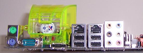 ECS KN3 SLI2 NVIDIA nForce 590 SLI Motherboard Review - Motherboards 47