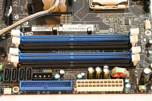 XFX nForce 680i SLI Motherboard Review - 1333 FSB Support - Motherboards 45