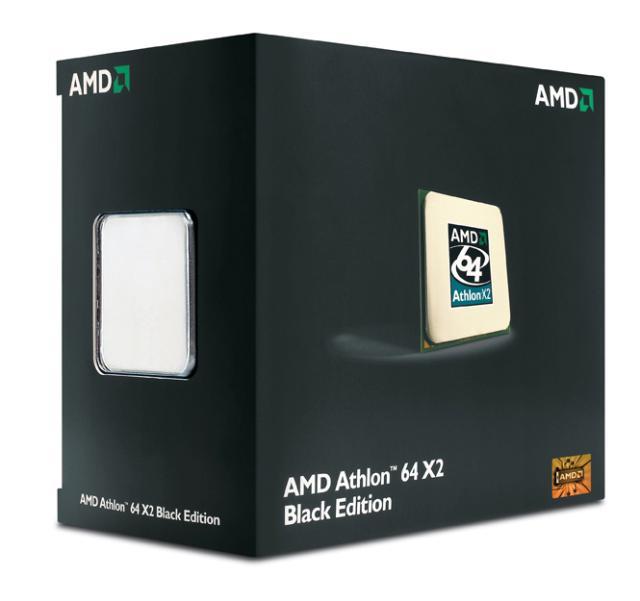 AMD Launches Athlon X2 6400+ Black Edition - Processors 2