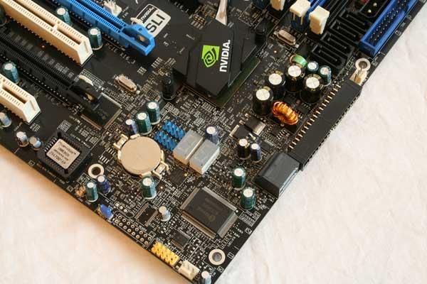 XFX nForce 680i SLI Motherboard Review - 1333 FSB Support - Motherboards 49