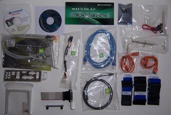 ECS KN3 SLI2 NVIDIA nForce 590 SLI Motherboard Review - Motherboards 48