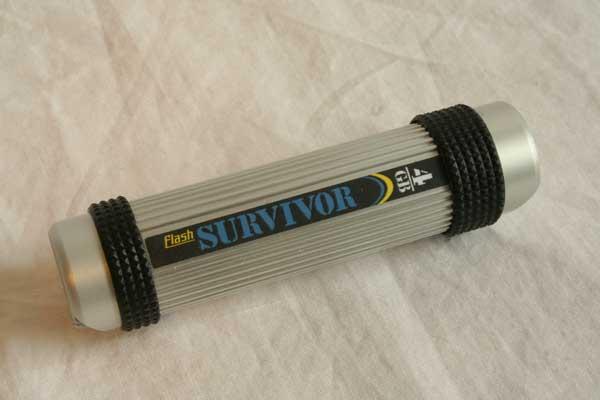Corsair USB Flash Drives: Survivor and Padlock Change the Game - Storage  1