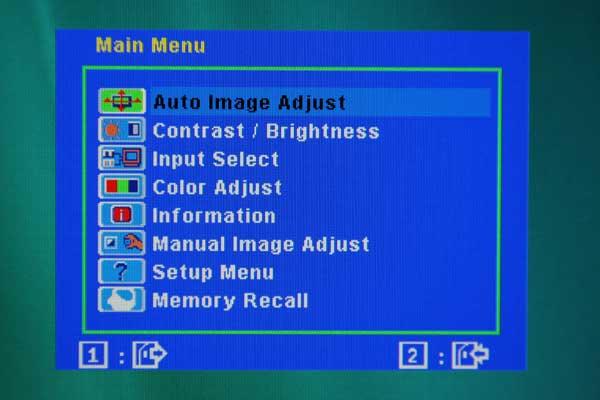 "Viewsonic VA2226w 22"" Widescreen LCD Monitor Review - Displays 23"