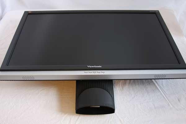"Viewsonic VA2226w 22"" Widescreen LCD Monitor Review - Displays 25"