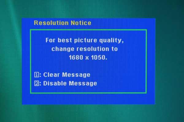 "Viewsonic VA2226w 22"" Widescreen LCD Monitor Review - Displays 30"