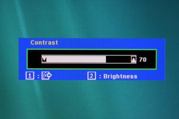 "Viewsonic VA2226w 22"" Widescreen LCD Monitor Review - Displays 24"