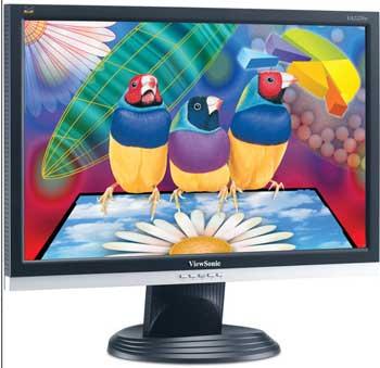 "Viewsonic VA2226w 22"" Widescreen LCD Monitor Review - Displays 27"
