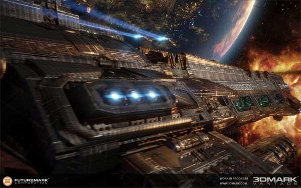 3DMark Vantage screenshots are impressive - Graphics Cards  1