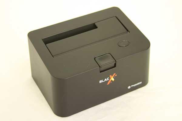 Thermaltake BlacX SATA Hard Drive USB Docking Station Review - Storage  1