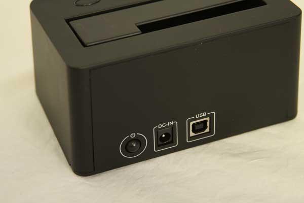 Thermaltake BlacX SATA Hard Drive USB Docking Station Review - Storage  5