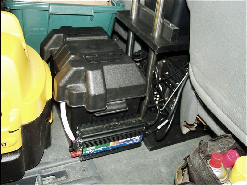 Forum Mod: Electric Bill's Van-Puter: Computing goes mobile! - Mobile 13