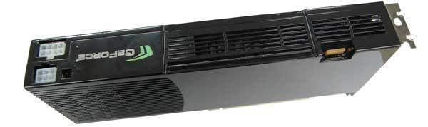 CeBit 2008: Albatron shows off 9800 GX2 images - Graphics Cards  3