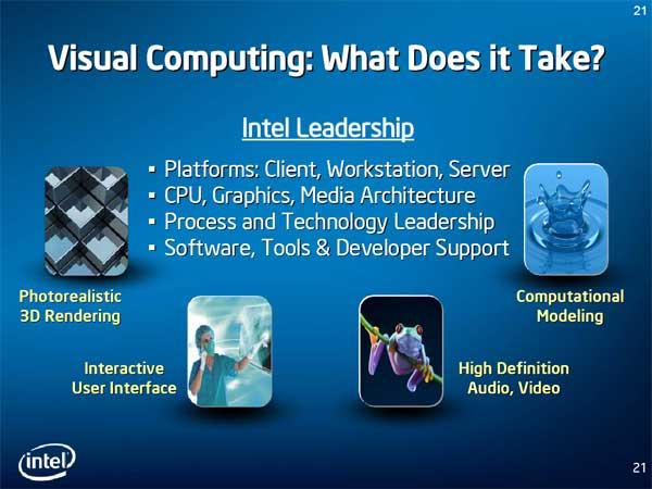 Intel IDF Preview: Tukwilla, Dunnington, Nehalem and Larrabee - Processors 30