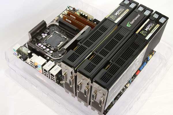 NVIDIA Quad SLI Take Two - 9800 GX2 up to bat - Graphics Cards 89