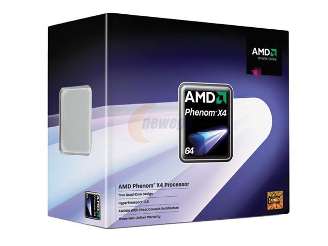 AMD Phenom X4 9850 goes on sale - Processors  1