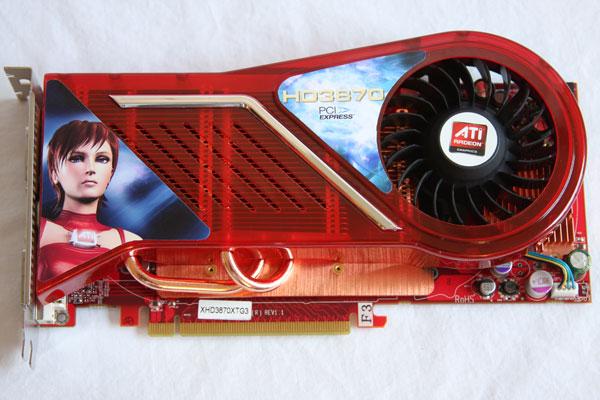 Diamond Radeon HD 3870 1GB Graphics Card Review - Graphics Cards 93