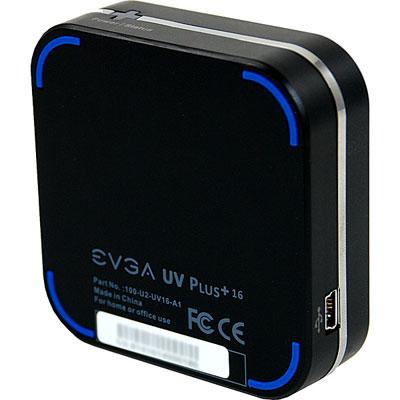 EVGA UV Plus+ External USB VGA Adapter Review - Graphics Cards 33
