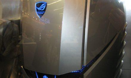 Post-Computex 2008: ASUS builds systems, new Xonar HDMI audio card