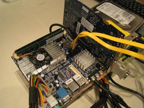 Computex 2008: VIA and NVIDIA Begin Beautiful Friendship - Processors 9