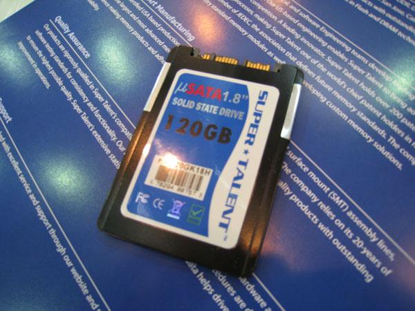 Post-Computex 2008: Super Talent shows off SSDs - Storage  1