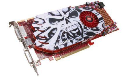 Flash!  AMD Radoeon HD 4850s show up en masse!