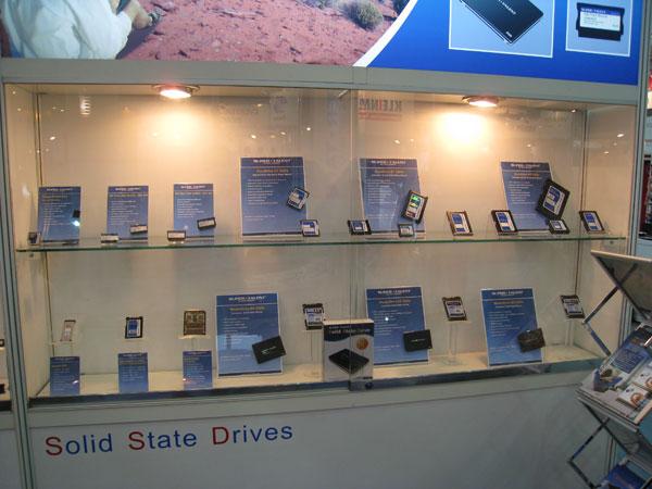 Post-Computex 2008: Super Talent shows off SSDs - Storage  3