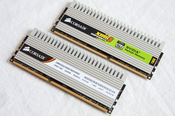 Corsair Dominator XMS3 DDR3-1600C9 Memory Review - Memory  1
