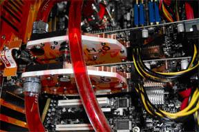 Diamond Radeon HD 4870 X2, 4870, 4850 H2O Edition - Graphics Cards 2