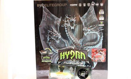 ECS Ships 9800 GTX+ Hydra – Water Cooler SLI