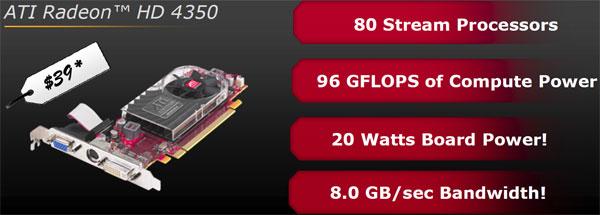 GPUs Under $70 - HD 4550, HD 4350, Galaxy 9500 GT, S3 Chrome 440 GTX - Graphics Cards 57