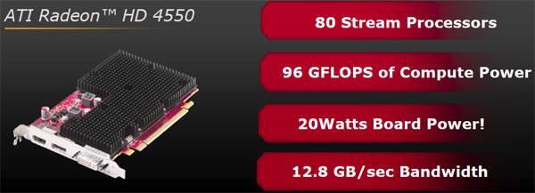 GPUs Under $70 - HD 4550, HD 4350, Galaxy 9500 GT, S3 Chrome 440 GTX - Graphics Cards  1