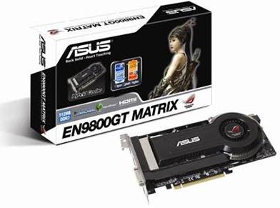 ASUS EN9800GT MATRIX/HTDI/512M