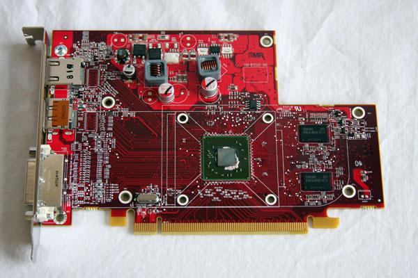 GPUs Under $70 - HD 4550, HD 4350, Galaxy 9500 GT, S3 Chrome 440 GTX - Graphics Cards  5
