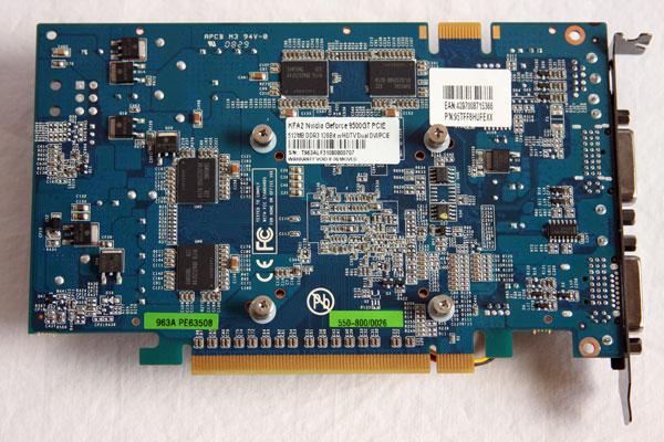 GPUs Under $70 - HD 4550, HD 4350, Galaxy 9500 GT, S3 Chrome 440 GTX - Graphics Cards 58