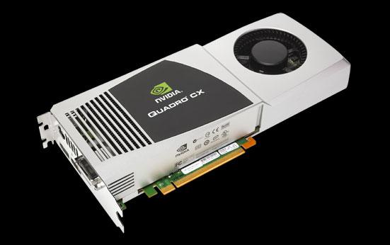 NVIDIA Quadro CX Review and Adobe CS4 GPU Acceleration - Graphics Cards 30