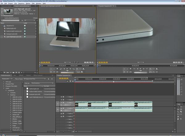 NVIDIA Quadro CX Review and Adobe CS4 GPU Acceleration - Graphics Cards  1