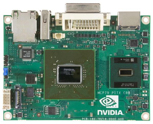 NVIDIA Ion Platform Design and Benchmarks - Mobile 16