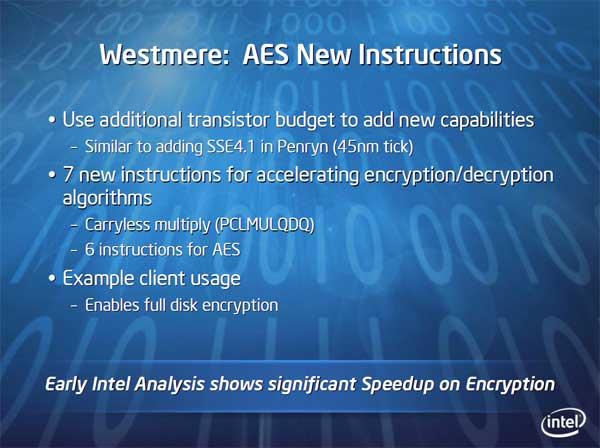 Intel 32nm Westmere CPU and Roadmap Updates - Processors  25