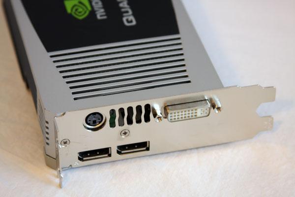 Professional Graphics Roundup: NVIDIA Quadro and AMD FirePro - PC