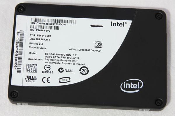 Intel Responds to Fragmentation with New X25-M Firmware - Storage 17